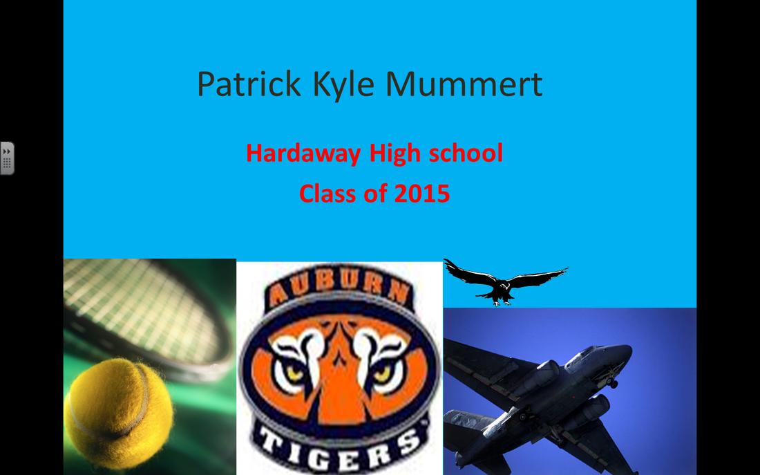 Cover Page - Patrick's Career Portfolio